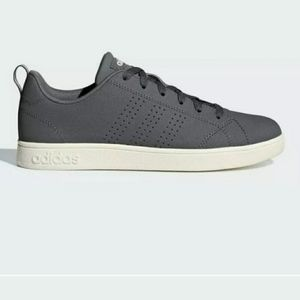 NEW gray adidas VS Advantage Clean Shoes W…